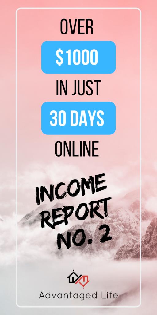Laporan Pendapatan Online Februari 2019