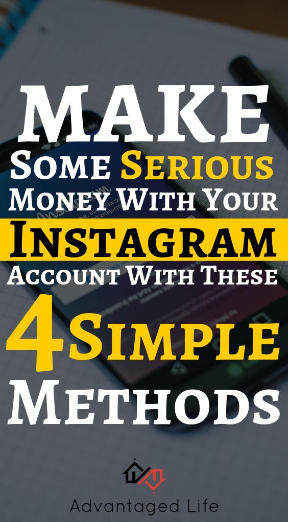Cara Menghasilkan Uang Di Instagram